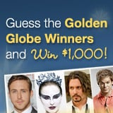 2011 Golden Globe Awards Ballot 2011-01-06 10:38:55