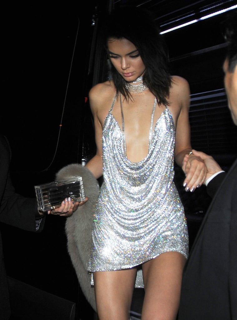 Kendall Jenner's 21st Birthday Outfits 2016 | POPSUGAR Fashion