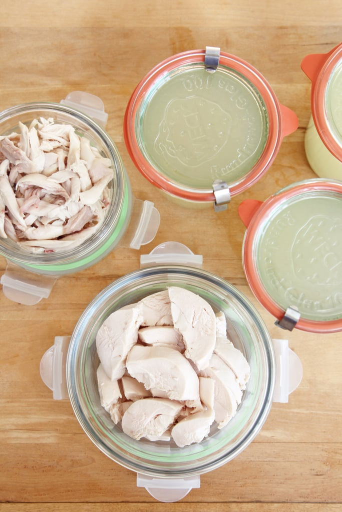Slow-Cooker Poached Chicken