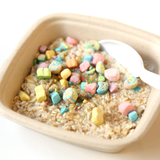 Lucky Charms Oatmeal Review