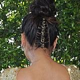 Shay Mitchell's Hair and Makeup at Teen Choice Awards