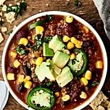 Easy Vegetarian Recipe: Instant Pot Vegetarian Chili