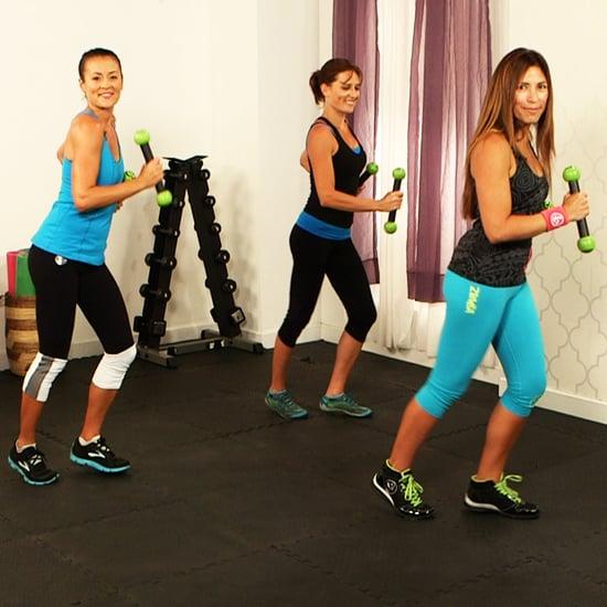 Zumba Toning Full Body Workout Video