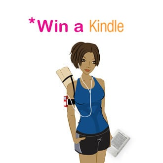 Win an Amazon Kindle! 2009-07-24 06:00:23
