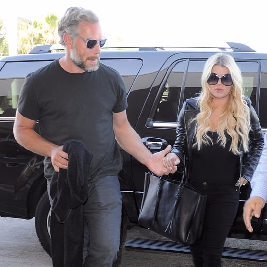 Jessica Simpson and Eric Johnson Out in LA October 2016