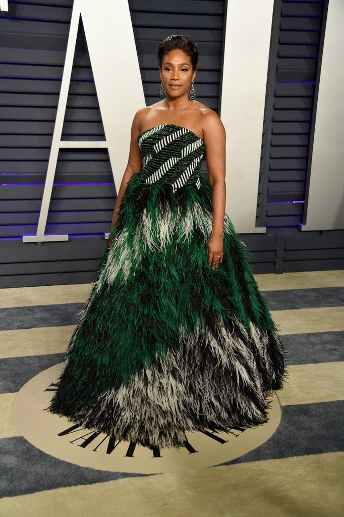 Tiffany Haddish at the 2019 Vanity Fair Oscars Party