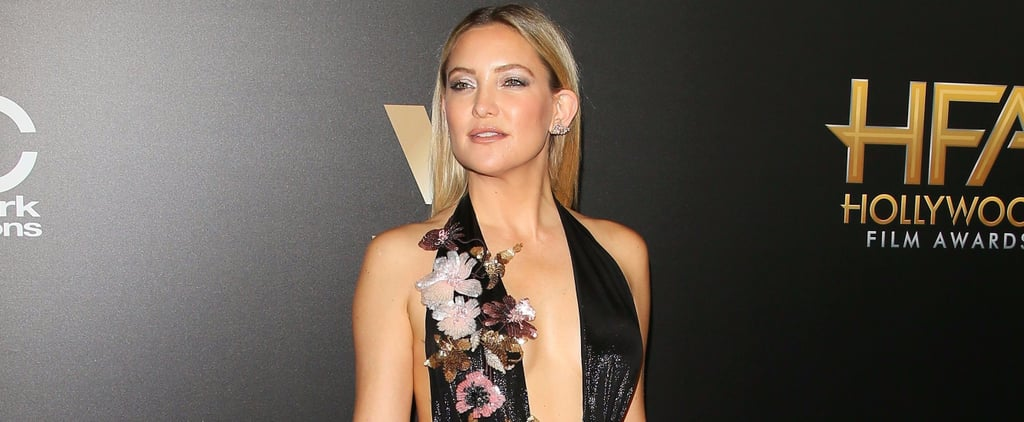 Kate Hudson Shows Major Skin on the Red Carpet in LA