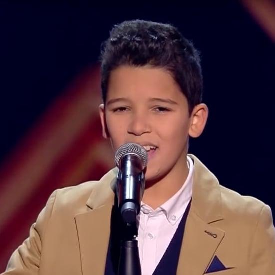 Hamza Lebyed The Voice Kids