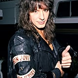 Richie Sambora of Bon Jovi, 1989