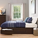Prepac Mate's Platform Storage Bed