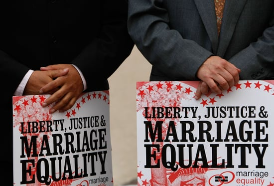 Polish President Steals Footage of Gay Marriage