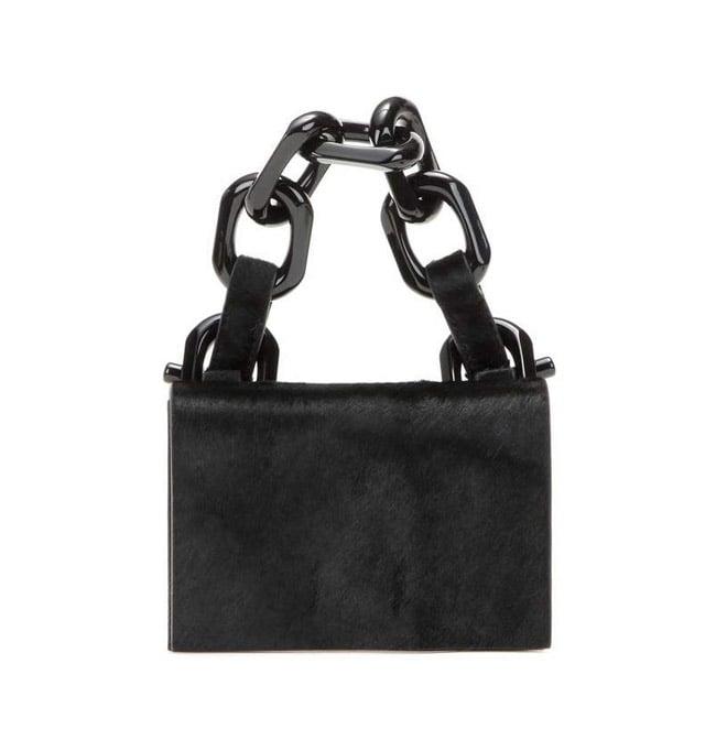 fe1c02590e3 Calvin Klein Collection Calf Hair Chain Bag ( 850)   Spring Handbag ...