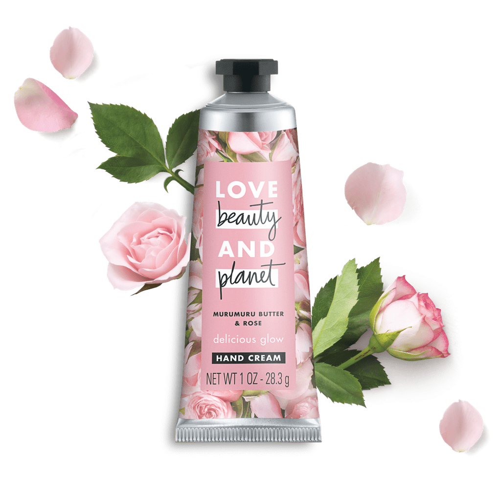 Love Beauty and Planet Butter and Rose Hand Cream