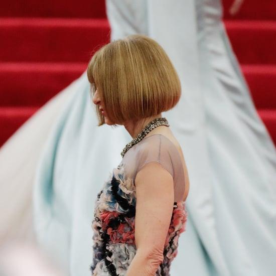 Anna Wintour Met Gala Dresses
