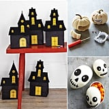 Martha Stewart's Halloween Ideas + Crafts