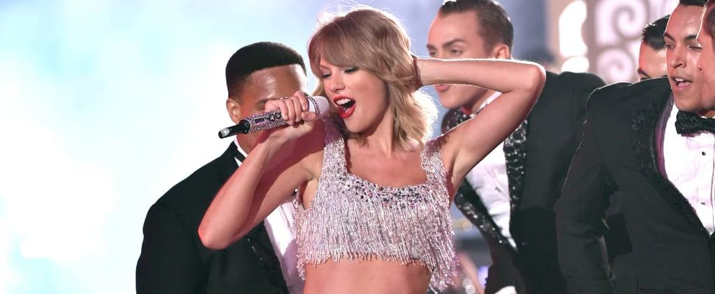 Taylor Swift's Best VMAs Pictures