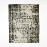 West Elm Distressed Arabesque Wool Rug, from $1,299