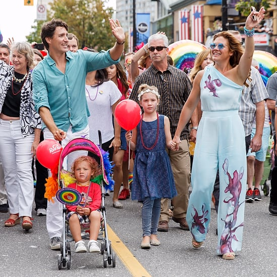 Justin Trudeau's Essay on Raising His Kids to Be Feminists