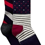 Happy Socks Non Terry Crew Socks