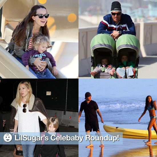 Pictures of Celebrity Babies