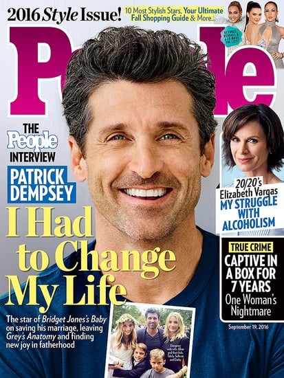 Patrick Dempsey on Saving His Marriage with Jillian: 'I Wasn't Prepared to Give up on Her'