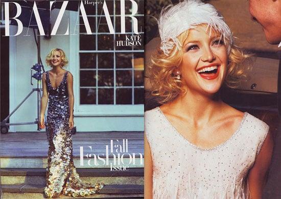Kate Hudson's Beautiful Bazaar Photos!