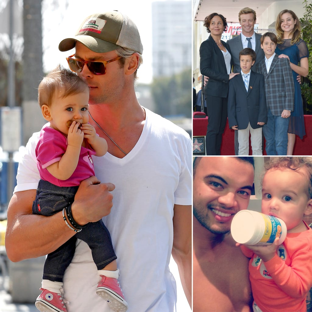 Best Celebrity Dads in Hollywood | Best Celebrity Fathers ...