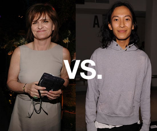 Cathy Horyn Disses Alexander Wang's Spring 2011 Collection