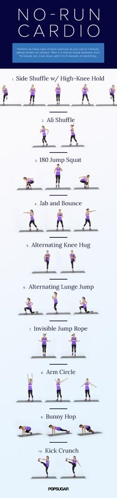 No Run Cardio Workout