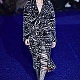 Bella Hadid Walking the Missoni Runway at Milan Fashion Week Autumn/Winter 2019/2020