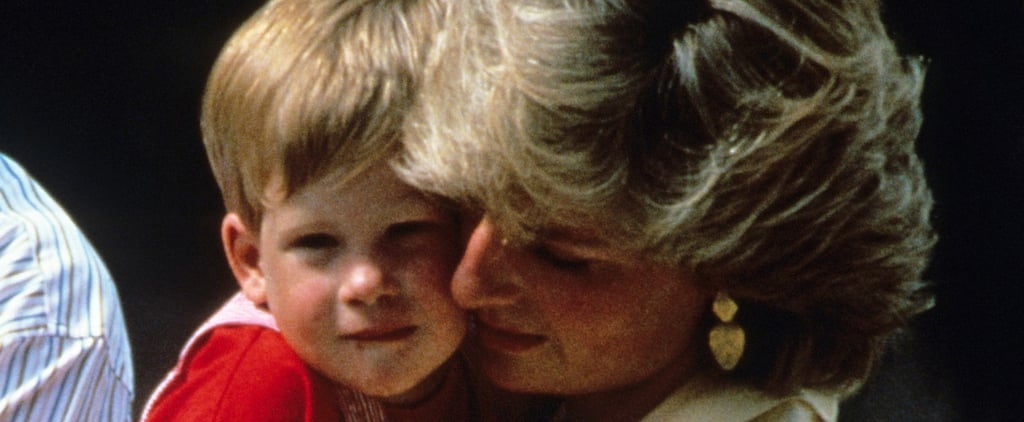 How Prince Harry Honored Princess Diana at His Wedding