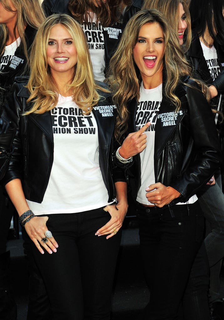 Victoria's Secret Model Angel Moms