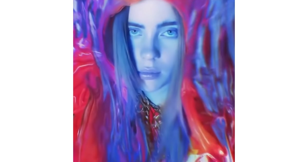 Fan Made Video For Billie Eilish S Everything I Wanted Popsugar Entertainment