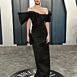 Rosie Huntington-Whiteley at the Vanity Fair Oscars Afterparty 2020
