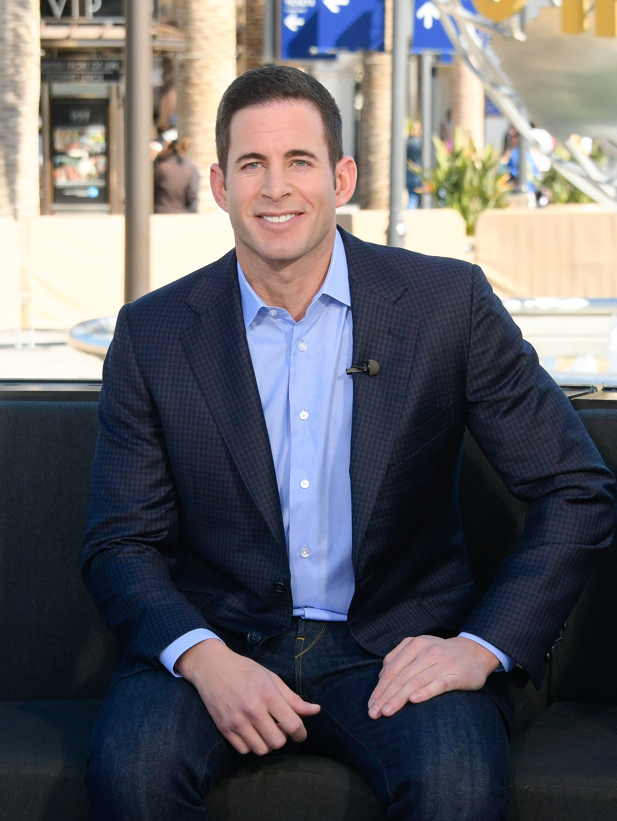 Tarek El Moussa Interview March 27 | POPSUGAR Home | title