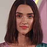 Candy Coloured Shadow at Olivia Rubin Spring 2020