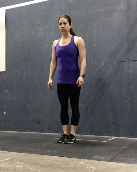 How to Do a CrossFit Wall Walk