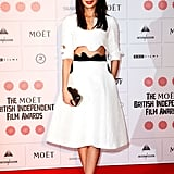 Gemma Chan at the 2014 British Independent Film Awards
