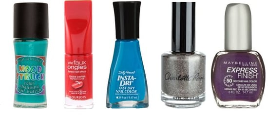 5 of the Best Nail Polishes Under $5