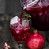 Pomegranate Vodka Punch