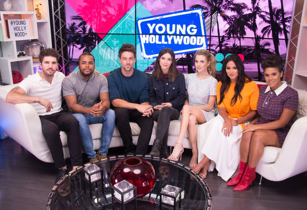Grand Hotel on ABC Cast