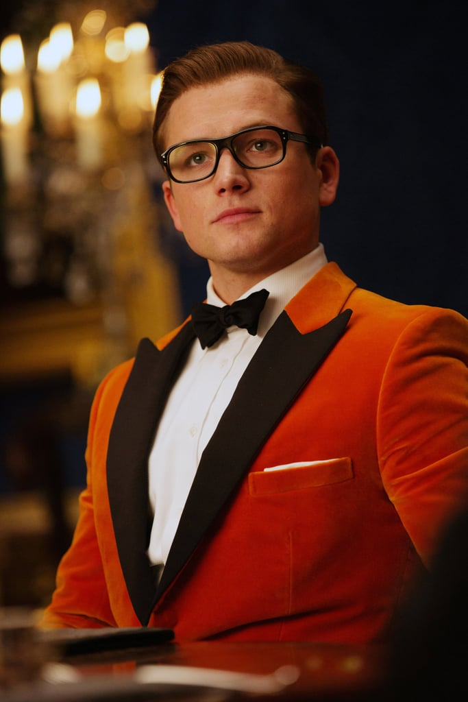 What Movies Has Taron Egerton Been In?