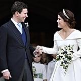 Princess Eugenie Wedding Photo on Instagram October 2018