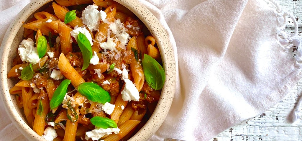 This Spicy Pasta Should Be Your New Weeknight Go-To