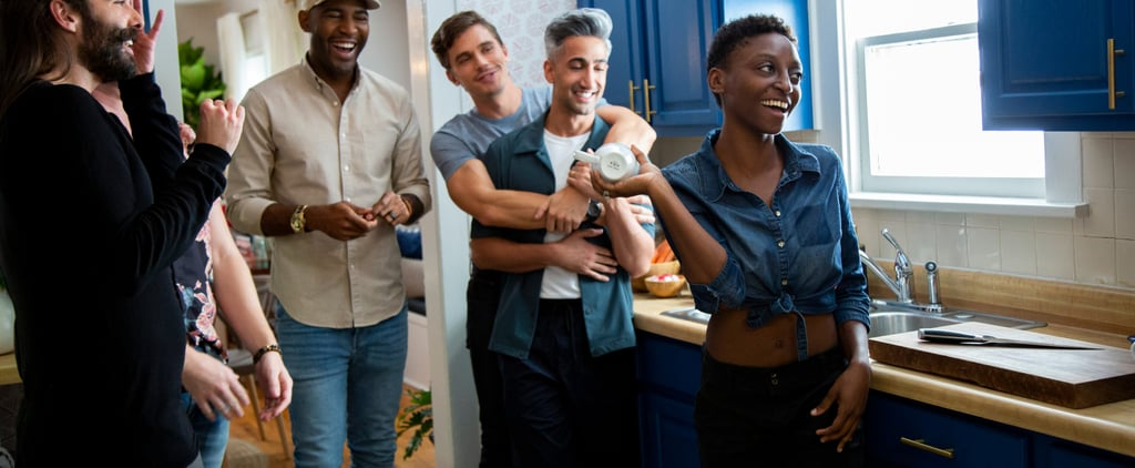 Campaign to Fund Jess From Queer Eye's College Tuition