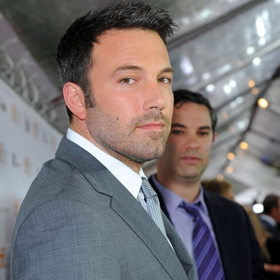 Ben Affleck Premieres Argo at the Toronto Film Festival