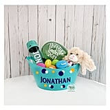 Personalized and Filled Easter Basket