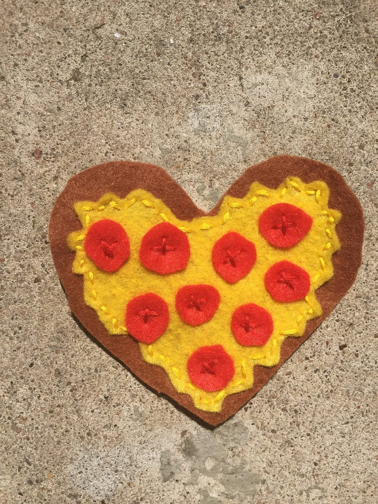 Pizza Heart Patch