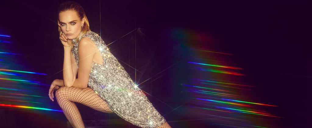 Nasty Gal x Cara Delevingne Glam Rock Holiday Collection