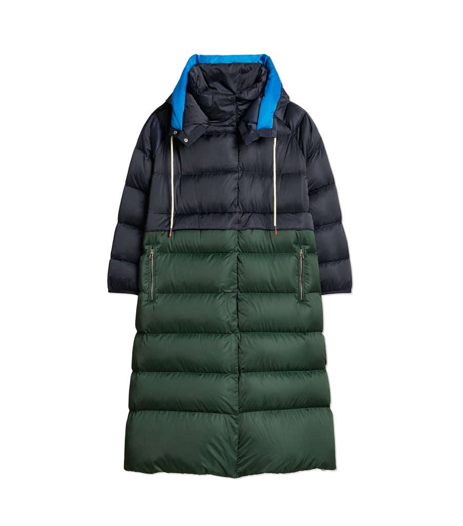 Performance Satin Sleeping Bag Coat